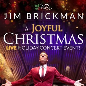 Jim Brickman: A Joyful Christmas @ Abravanel Hall | Salt Lake City | Utah | United States