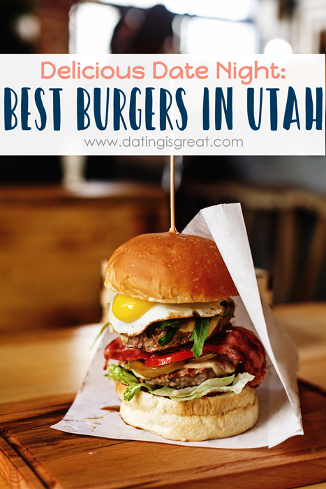 Finding the best burgers in Utah got a whole lot easier!