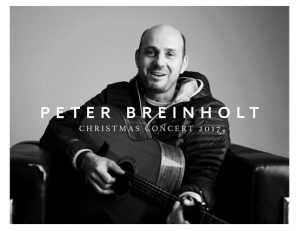 Peter Breinholt Christmas @ Rose Wagner Center | Salt Lake City | Utah | United States