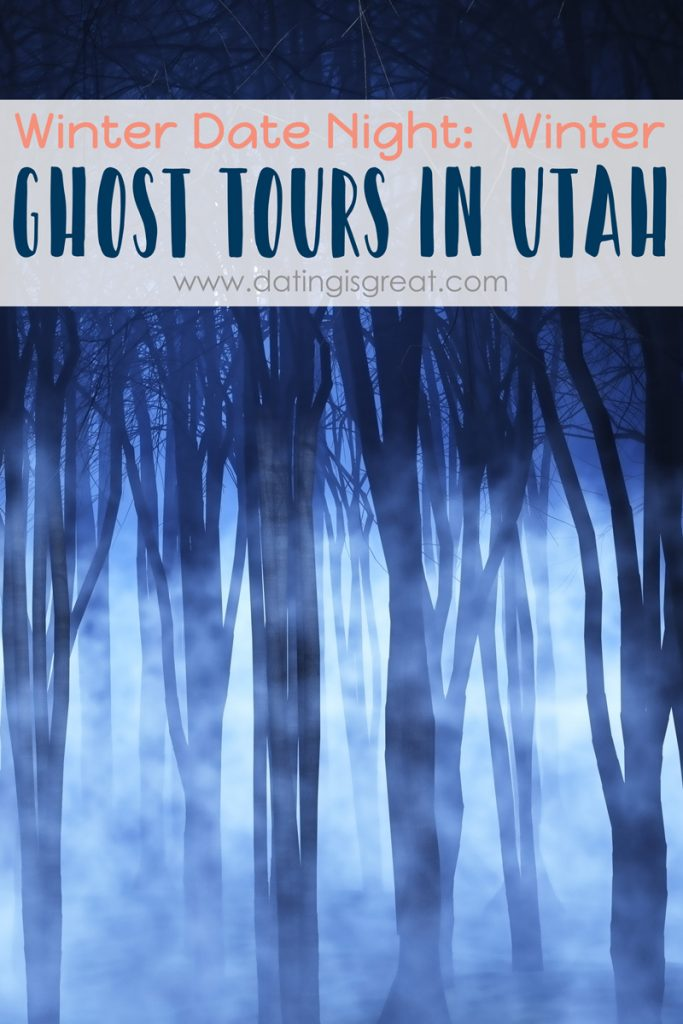 Scary ghost stories for Christmas might be our new favorite tradition with these ghost tours in Utah.